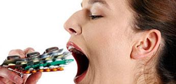 Medicación sin terapia: ERROR