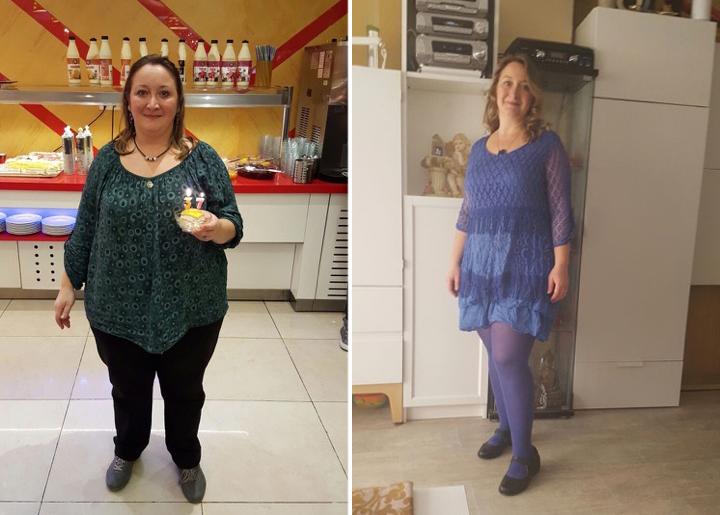 Perder kilos a nivel físico es necesario, pero no suficiente.